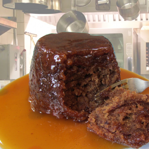 Sticky Toffee Pudding Sweet and oh-so delicious