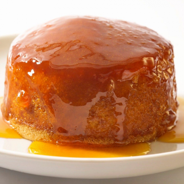 Syrup Sponge Steamed Pudding the ultimate in comfort food